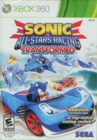 Sonic & All-Stars Racing Transformed (X360)