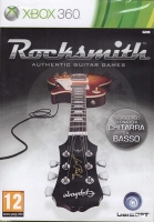Rocksmith Authentic Guitar Games (X360) Použité
