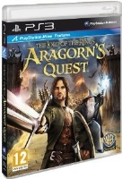The Lord of the Rings: Aragorn´s Quest (PS3) použité