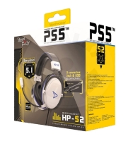 Steelplay Wired Headset - HP52 Virtual 5.1  (PC/PS4/Switch/XONE)