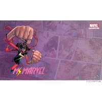 Marvel Champions: Ms. Marvel Playmat