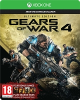 Gears of War 4 - Ultimate Edition (XONE)