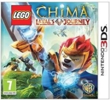 Lego Legends of Chima: Lavals Journey (3DS) použité