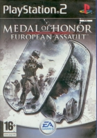 Medal of Honor: European Assault (PS2) použité