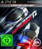 Need for Speed: Hot Pursuit Limited Edition (PS3) použité