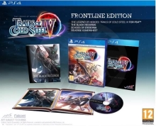 The Legend of Heroes: Trails of Cold Steel IV Frontline Edition (PS4)