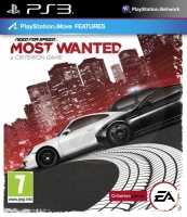 Need for Speed Most Wanted 2 (PS3) použité