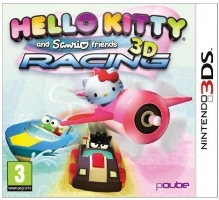Hello Kitty and Sanrio Friends 3D Racing (3DS)