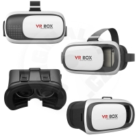 VR cardboard for mobile phone + wireless controller