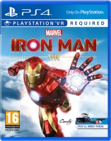 Marvel´s Iron Man VR (PS4)