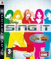Disney Sing It! (PS3)