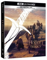 Hobbit collection 1.-3. - Extended versions of UHD (BD)