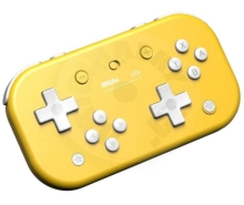 8Bitdo Lite Bluetooth Gamepad - Yellow (Switch/PC)
