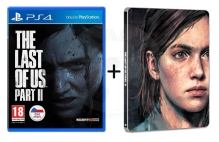 The Last of Us Part II Steelbook Edition (PS4)