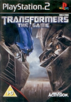 Transformers: The Game (PS2) použité