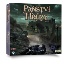 Mansions of Madness: Recurring Nightmares - CZ version