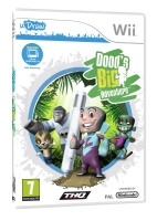 uDraw Dood´s Big Adventure (Wii)