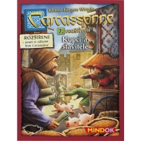 Carcassonne - Buyers and Builders