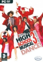 High School Musical 3: Senior Year DANCE (PC)