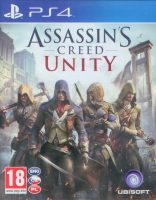 Assassin's Creed Unity CZ (PS4)