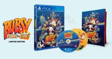 Bubsy: Paws On Fire! Limited Edition (PS4)