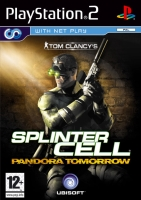 Tom Clancy´s Splinter Cell: Pandora Tomorrow (PS2) použité
