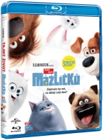 The Secret Life of Pets (BD)
