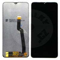 Samsung original LCD and touch layer for Galaxy A10 A105 - black