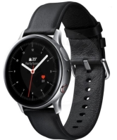 Samsung Galaxy Watch Active 2 Stainless 44mm R820 - stříbrná