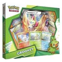 Pokémon Galar Collection - Grookey & Zamazenta