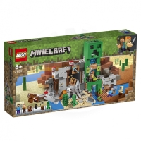 LEGO Minecraft 21155 The Creeper™ Mine