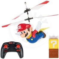 Carrera Flying Cape Super Mario helicopter