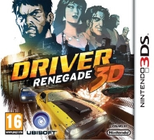 Driver Renegade 3D (3DS)
