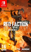 Red Faction: Guerrilla - Re-Mars-tered (Switch)