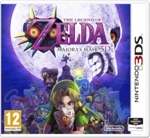 The Legend of Zelda: Majora´s Mask 3D (3DS)