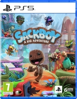 Sackboy A Big Adventure (PS5)