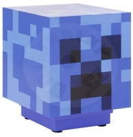 Minecraft Charged Creeper Light with sound