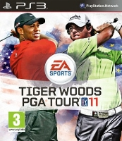 Tiger Woods PGA Tour 11 (PS3) použité
