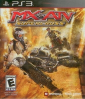 MX vs. ATV: Supercross (PS3)