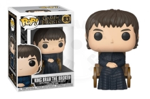 Funko POP Rides: Game of Thrones - King Bran The Broken