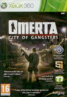 Omerta City of Gangsters (X360)