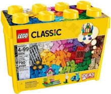 LEGO Classic 10698 LEGO® Large Creative Brick Box
