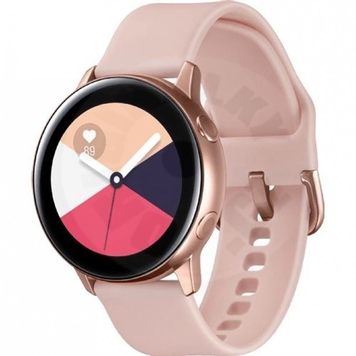 Samsung Galaxy Watch Active SM-R500 - růžovo zlatá