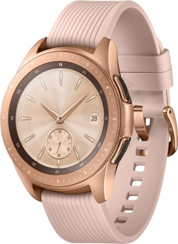 Samsung Galaxy Watch 42mm R810 - rose gold