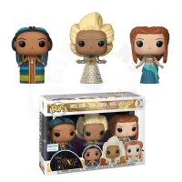 Funko POP Disney: A Wrinkle In Time - 3PK - 3 Mrs