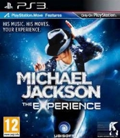 Michael Jackson The Experience (PS3) použité