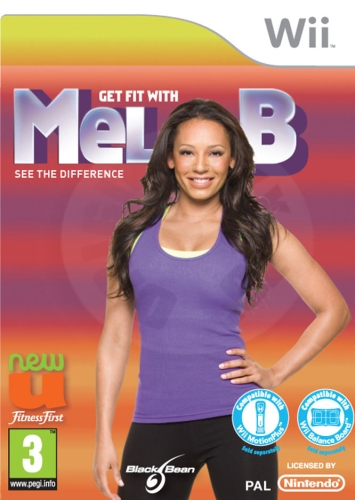 Get fit with MelB (Wii)