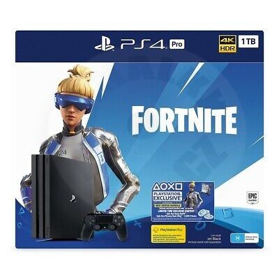 Sony PlayStation 4 Pro 1 TB + Fortnite Neo Versa Limited Edition