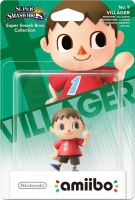 Nintendo Amiibo Smash Villager