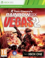 Tom Clancy's Rainbow Six Vegas 2 - voucher (X360/XONE)